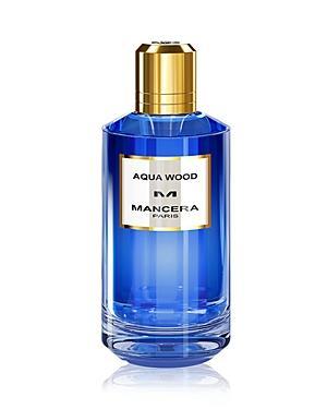 Mancera Aqua Wood Eau De Parfum 4 Oz.