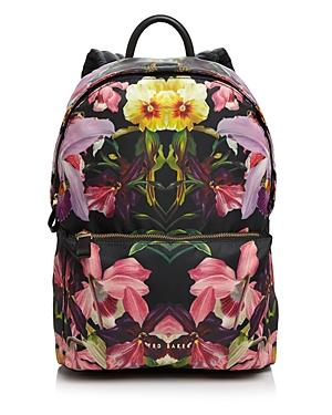 Ted Baker Danney Lost Gardens Nylon Backpack