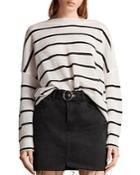 Allsaints Misty Striped Sweater