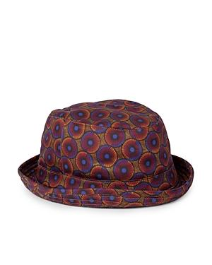 Paul Smith Spiral Print Bucket Hat