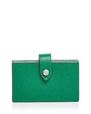 Rebecca Minkoff Accordion Leather Card Case