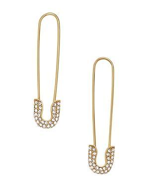 Baublebar Charilette Drop Earrings In 18k Gold-plated Sterling Silver