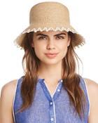 Eric Javits Eloise Woven Bucket Hat