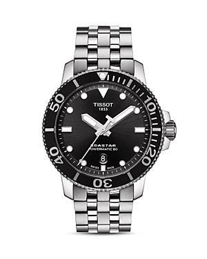 Tissot Seastar Watch, 43mm
