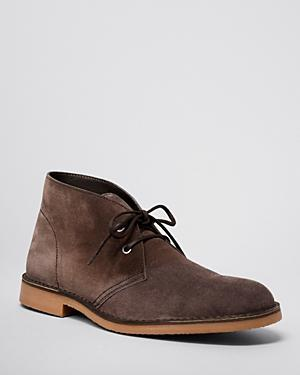 The Men's Store At Bloomingdale's Suede Chukka Boots - Bloomingdale's Exclusive