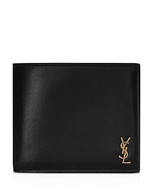 Saint Laurent Monogram Bi Fold Wallet