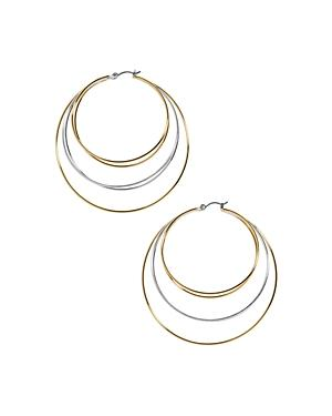 Baublebar Rielle Layered Hoop Earrings