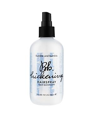Bumble And Bumble Thickening Hairspray 8 Oz.