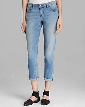 Eileen Fisher Petites Boyfriend Jeans