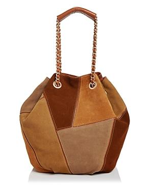 Foley And Corinna Daisy Patchwork Tote