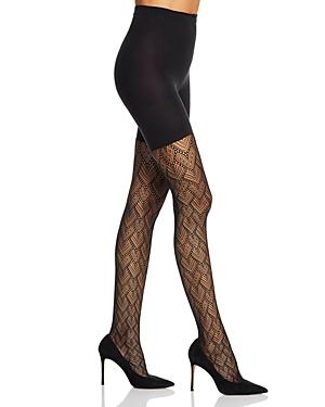 Spanx Heart-to-heart Lace Tight-end Tights