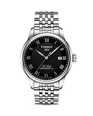 Tissot Lelocle Watch, 39.3mm