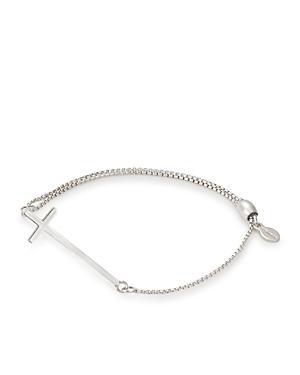 Alex And Ani Cross Bracelet
