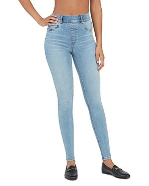 Spanx Ankle Skinny Jeans, Light Vintage Wash