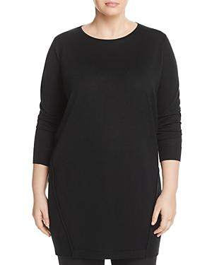 Marina Rinaldi Galletto Wool-blend Knit Dress