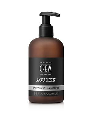 American Crew Acumen Daily Thickening Shampoo - 100% Exclusive