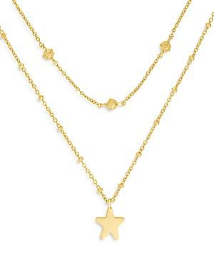 Kendra Scott Jae Star Layered Pendant Necklace, 14-16