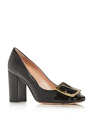 Bally Women's Jackie High Block-heel Pumps