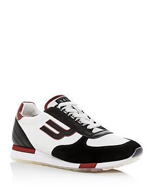 Bally Men's Gavino Color-block Low-top Sneakers
