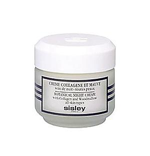 Sisley Paris Night Cream With Collagen And Woodmallow
