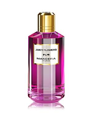 Mancera Juicy Flowers Eau De Parfum 4 Oz.