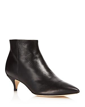 Kate Spade New York Women's Olly Leather Booties