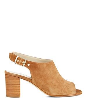 Hobbs London Jean Suede Slingback Sandals