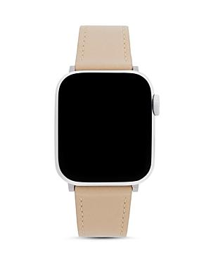 Rebecca Minkoff Leather Apple Watch Strap, 38mm & 40mm