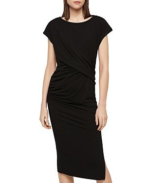 Allsaints Kasia Ruched Dress