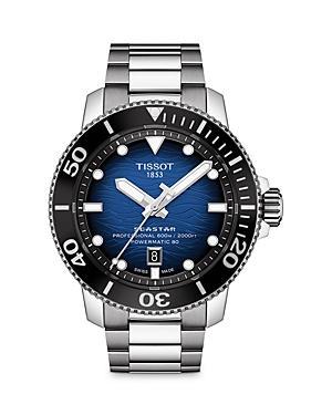 Tissot Seastar 2000 Professional Watch, 46mm