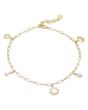 Gorjana Sea-inspired Ankle Bracelet