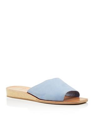 Dolce Vita Women's Hildy Suede Slide Sandals - 100% Exclusive