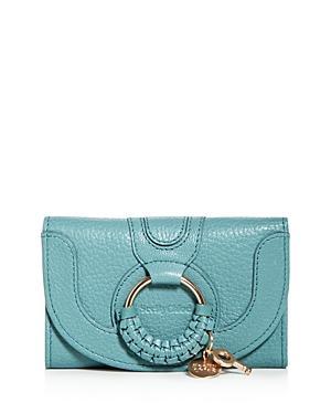 See By Chloe Hana Leather Bi-fold Wallet
