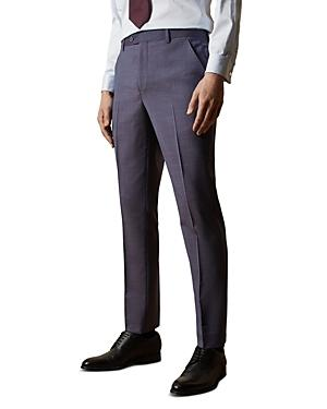 Ted Baker Renald Check Slim Fit Suit Separate Pants