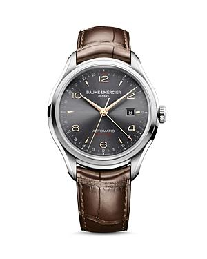 Baume & Mercier Clifton Watch, 43mm