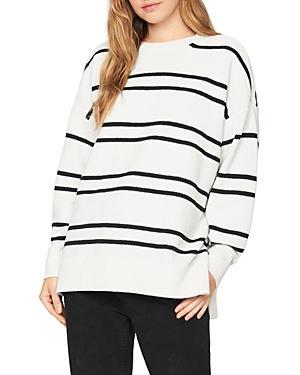 Sanctuary Striped Oversized Sweater