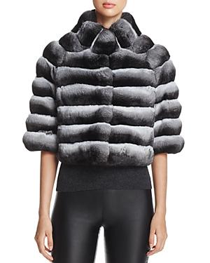 Maximilian Furs Chinchilla Fur Bolero - 100% Exclusive