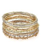 Kendra Scott Sooter Bangle Bracelets, Set Of 9