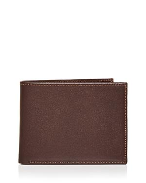 The Men's Store At Bloomingdale's Leather Bi Fold Wallet - 100% Exclusive