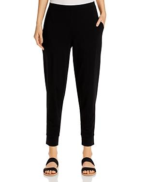 Eileen Fisher Organic Cotton Ankle Pants - 100% Exclusive