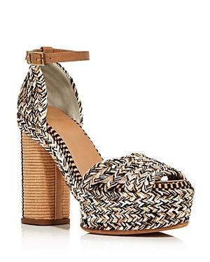 Antolina Women's Dita Woven Platform Sandals