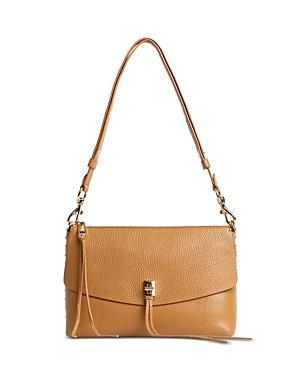 Rebecca Minkoff Darren Medium Leather Shoulder Bag