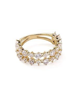 Nadri Double-band Ring