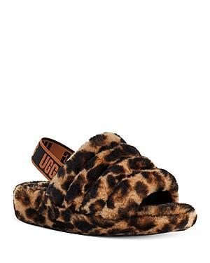 Ugg Women's Fluff Yeah Slingback Sandals