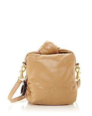 See By Chloe Tilly Small Leather Crossbody Camera Bag