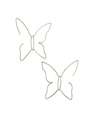 Baublebar Mariposa Butterfly Drop Earrings