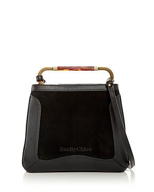 See By Chloe Ella Medium Leather Shoulder Bag