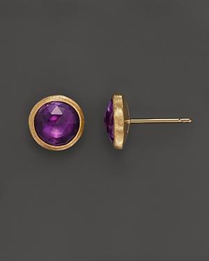 Marco Bicego Jaipur Amethyst Stud Earrings