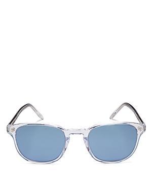 Oliver Peoples Men's Square Sunglasses, 49mm