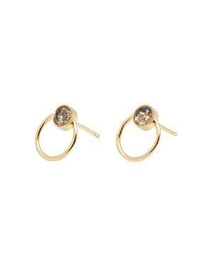 Gorjana Camille Stud Earrings